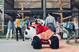 【玉屋節炸裂!】杏窪彌、玉屋2060%による「ジャイアントパンダにのってみたい」Remix音源公開
