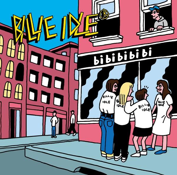 【新アルバム発売間近】BILLIE IDLE®「泣きそうサンデー」MVがカッコイイ