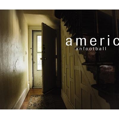 完全新作です!! 伝説のバンド、アメリカン・フットボールが17年ぶりアルバムを本日発売