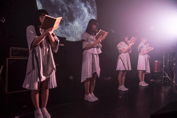 Maison book girl、メジャー・デビューまで約1ヶ月ーー3回目の自主企画を現地レポート