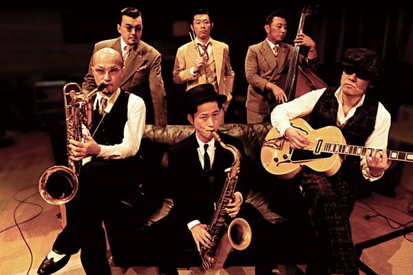 ブラサキことBloodest Saxophone、定番イベント〈Snuck宇宙〉拡大版を渋谷クアトロで開催