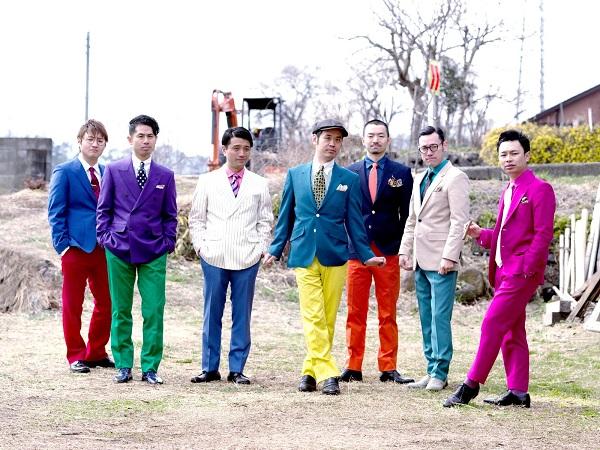 バンドじゃないもん! 在日ファンクプロデュース&日本の名曲カバーのシングル2枚同時発売