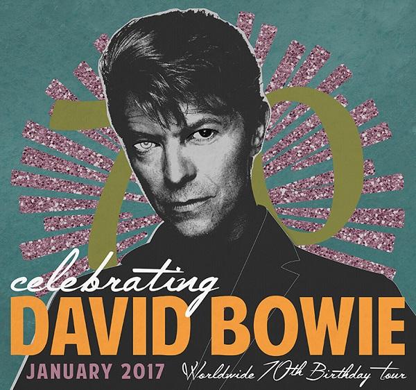 デヴィッド・ボウイが遺した最高のパフォーマンスと音楽を伝える〈CELEBRATING DAVID BOWIE〉日本公演開催