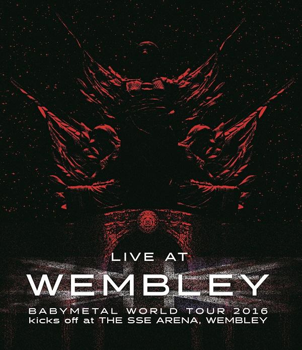 BABYMETAL「LIVE AT WEMBLEY」最新映像公開 2年ぶりライヴALリリースも決定