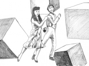 坂本慎太郎ニューMVは、鉛筆で600枚描いたアニメ作品!