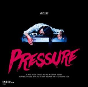 PAELLAS、憂いのあるインディR&Bを軸にした新作『Pressure』発表