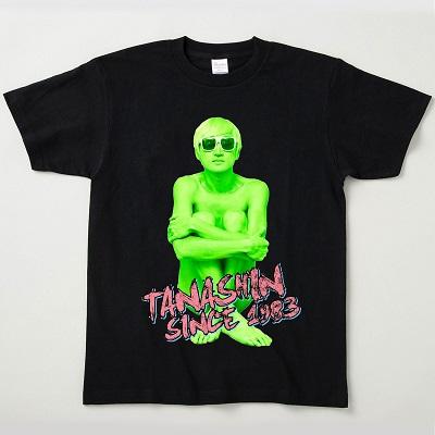 たなしんがいっぱい!? グッドモーニングアメリカのベーシストTシャツが、よりどりみどりで大展開中!