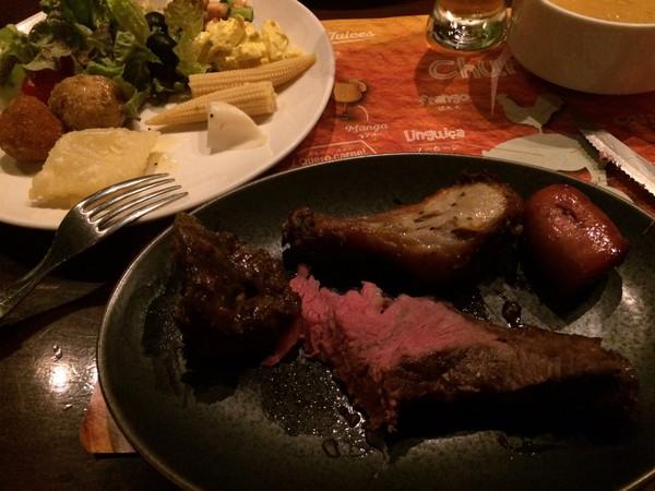 【必食ライヴめしFile】Bunkamuraオーチャードホール近くのブラジル料理店「トゥッカーノ渋谷」