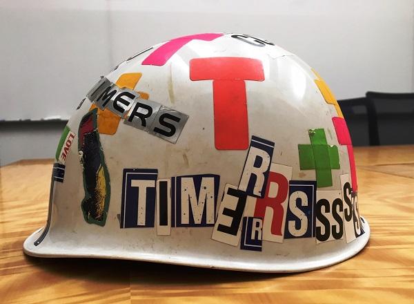ザ・タイマーズ ゼリーのヘルメットが誰でも約5分で作れる制作動画が話題に