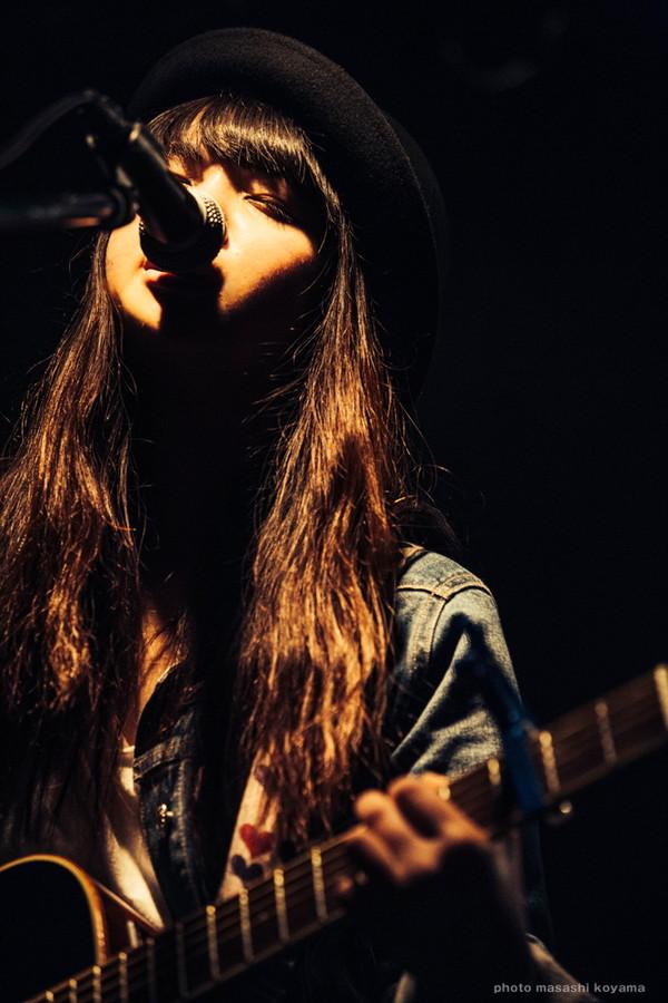 下北沢440にて若き女性シンガー・ソングライターを集めたイベント〈Rock is LIVE 2 next generation〉開催
