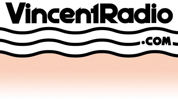 今週末12月11日お昼から公開生放送、噂のラジオ局、VINCENT RADIO