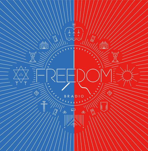 BRADIO 2ndフル・アルバム『FREEDOM』発売決定 ツアーファイナルは中野サンプラザ