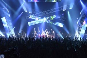 ベイビーレイズJAPAN、満員の赤坂ブリッツで2017年に①地上派レギュラー②NEWシングル③野外ライヴ3連戦を発表