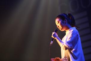 上白石萌音、初出演の「COUNTDOWN JAPAN 16/17」満員の会場で初ワンマン・ワイヴ開催を発表