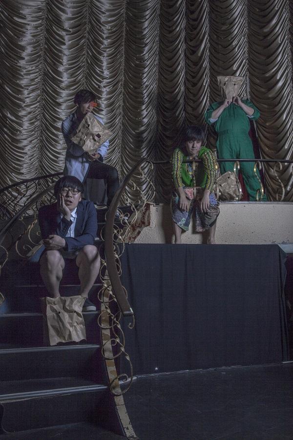 ピストル・ディスコ 八周年記念公演 第1弾に挫・人間