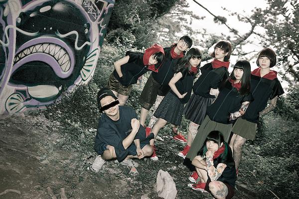 GANG PARADE、現7人体制2作目シングルをリリース