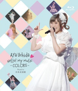 声優・内田彩、音楽活動に密着したTV番組がBlu-rayで2作連続リリース