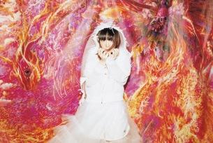 大森靖子、待望の3rdアルバム『キチガイア』3月15日に発売