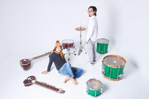 シタールとドラムスによる唯一無二のデュオConti 11年ぶりフル・アルバム『THE LAST MARCH』発売決定