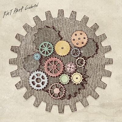 FAT PROP、新メンバーも加わってカラフルなニュー・アルバムが完成!