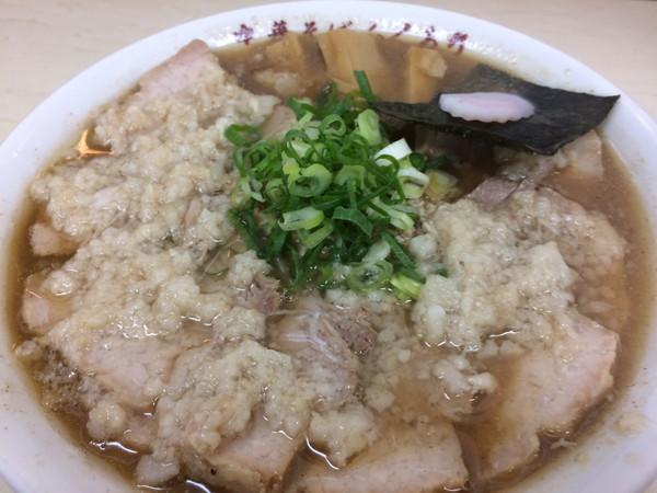 【必食ライヴめしFile】駒沢大学駅から徒歩10分「中華そば ふくもり」