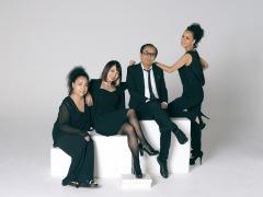 「ルパン三世」音楽の生みの親・大野雄二プロデュースのFujikochans アートワーク、収録曲を公開