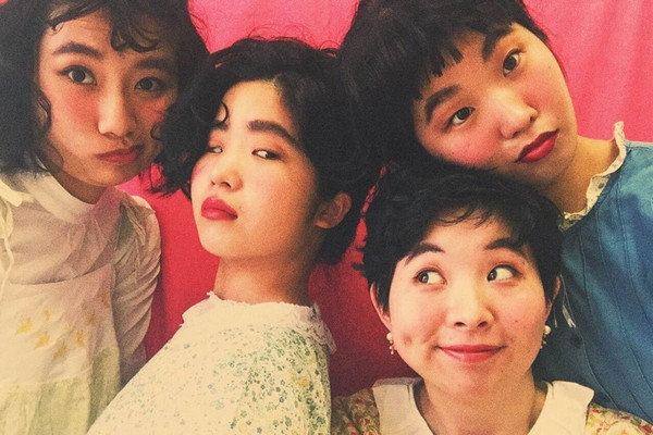 "CHAI ""チーム未完成""制作の「ボーイズ・セコ・メン」MVを公開"