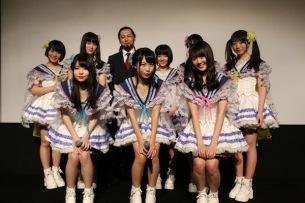 虹コン、主演映画「聖ゾンビ女学院」を〈ゆうばり国際ファンタスティック映画祭〉にて初上映