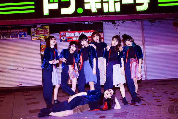 カミヤサキがバリカンで… GANG PARADE、新MV「FOUL」公開