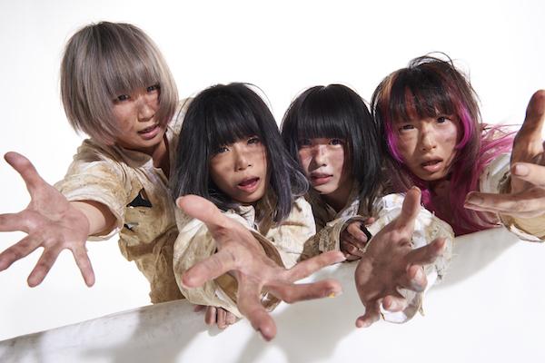 ゆるめるモ!、加藤マニ監督による新曲「震えて甦れ」MVを公開