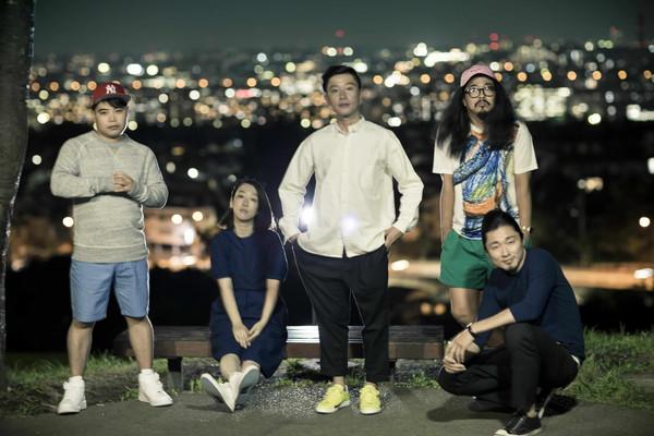 Polaris新企画「ポラリスト」bonobos、WONKを迎えて東名京で開催