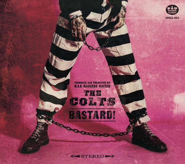 【結成25周年】THE COLTS 11年ぶり新作アルバム『BASTARD!』発売