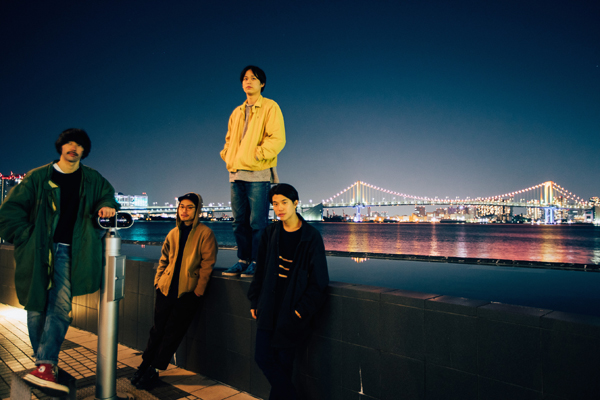Yogee New Wavesが2ndアルバムを5月17日にリリース!
