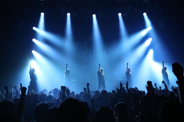 Q'ulle、史上最多20都市23公演のツアー初日を迎え、圧巻のライブを披露