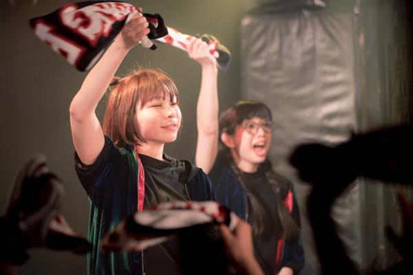 GANG PARADE、2度目の全国ツアー大阪編ーー私たちが掲げているのは「みんなの遊び場」です