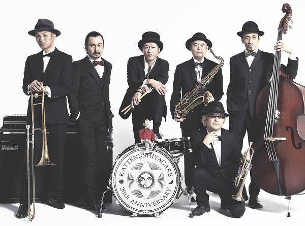 勝手にしやがれ 結成20周年スペシャル・ライヴ〈勝手二十祭〉開催決定