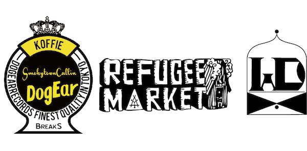 「REFUGEE MARKET」恵比寿LIQUIDROOMにて開催決定!