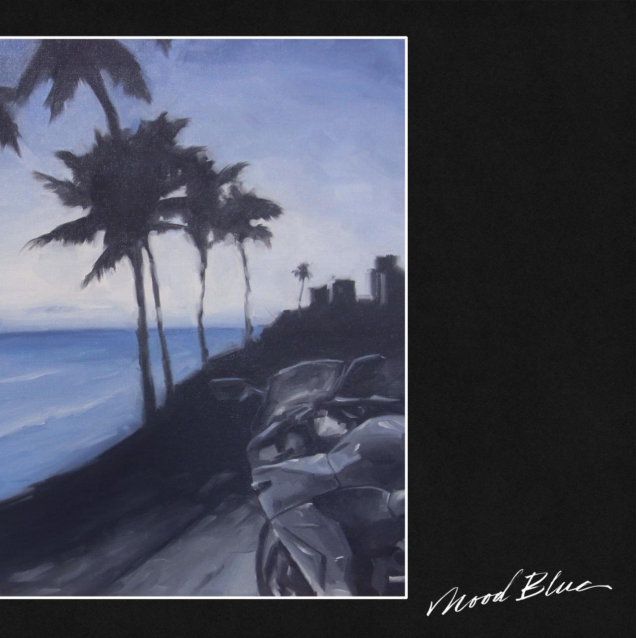 IOの2ndアルバム『Mood Blue』のリリースを記念して、期間限定ポップアップ・ストアが登場