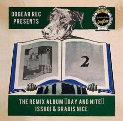 ISSUGI & GRADIS NICE、昨年リリースしたアルバムのリミックス盤の詳細が発表!!新曲も収録!!