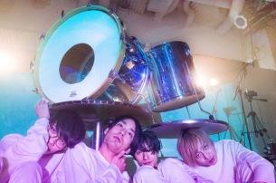 【下北が大阪になっちゃう】愛はズボーン × DENIMS × ナードマグネット シェルターで3マン開催