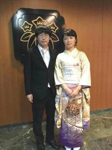 笹口騒音、円庭鈴子との結婚を正式発表「いくひさしくお幸せマスカム!!」