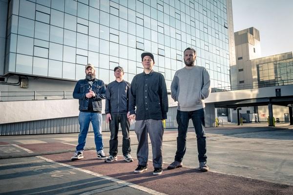 モグワイ、9月に3年振りのスタジオ・アルバムをリリース