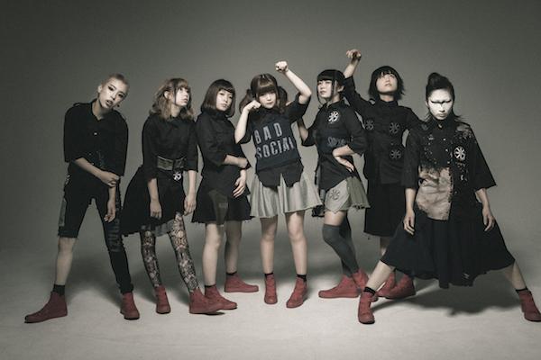 BiS、5/31リリースのシングル『SOCiALiSM』より2曲を先行無料配信