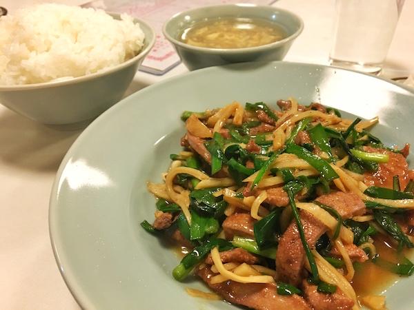 【必食ライヴめしFile】斉藤和義がライヴMCで絶賛した栃木の名店・中華料理『永幸』