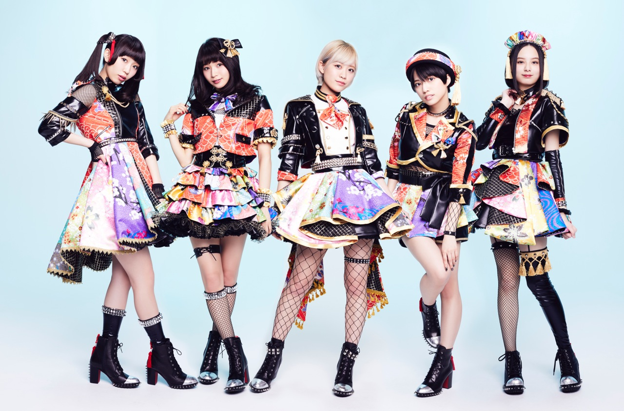 ベイビーレイズJAPAN、米国J-POP SUMMITに出演決定