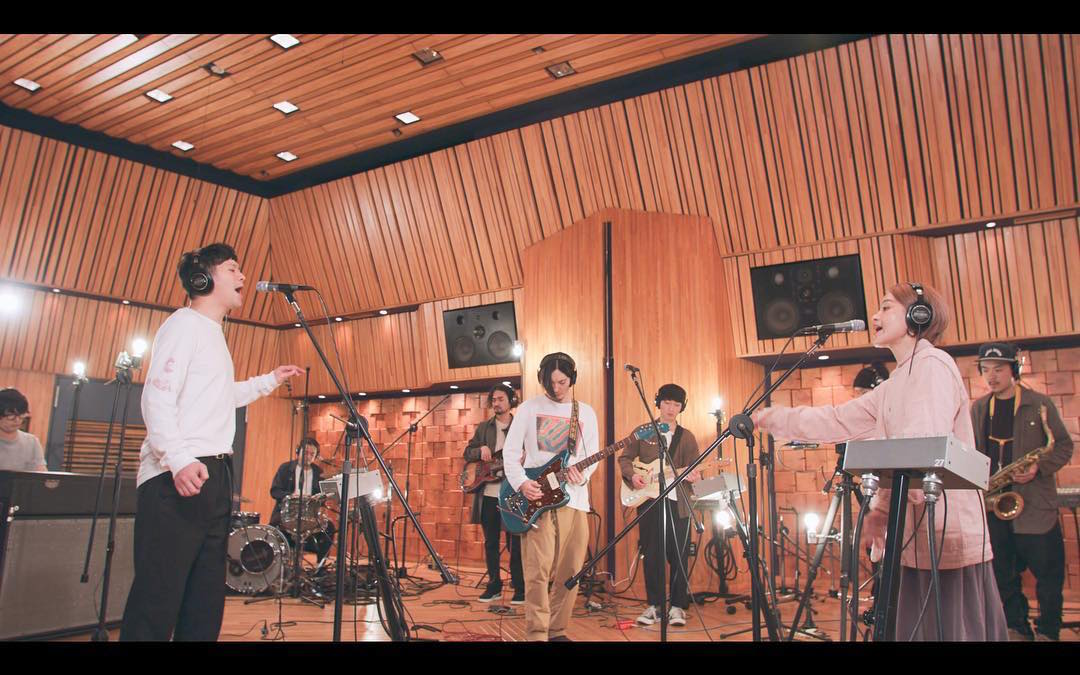 Keishi Tanaka、一発撮りMV「冬の青 feat.Ropes」を公開