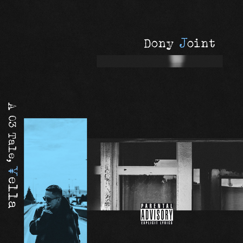 DONY JOINT(KANDYTOWN / BCDMG)、RYOHUプロデュース楽曲を用いたTrailerを公開
