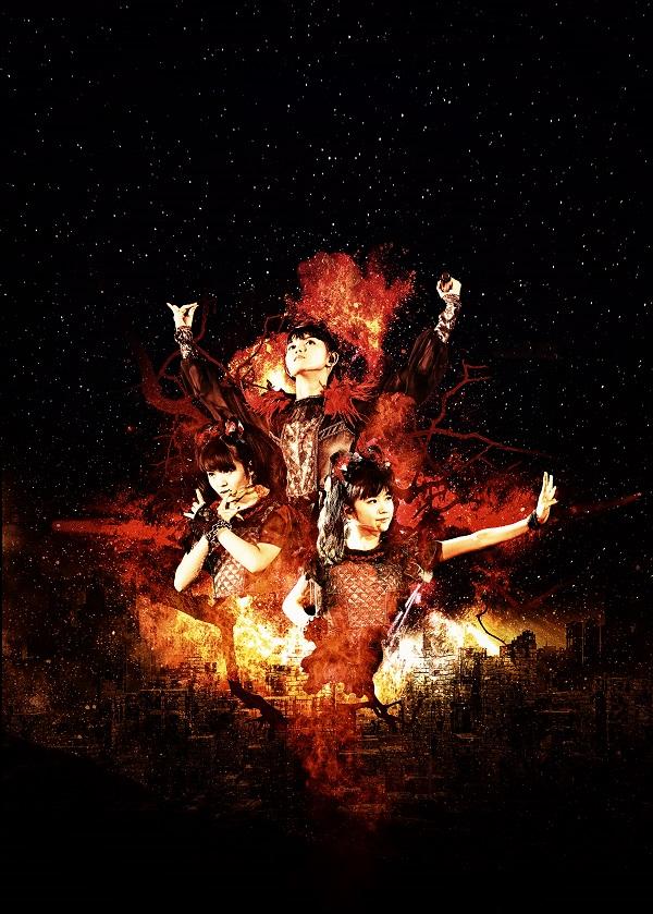BABYMETAL、東京・大阪にてアリーナワンマン〈巨大キツネ祭り in JAPAN〉開催