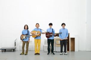 """シャムキャッツ、全13公演のワンマン・ツアー〈tour """"Friends Again""""〉決定"""