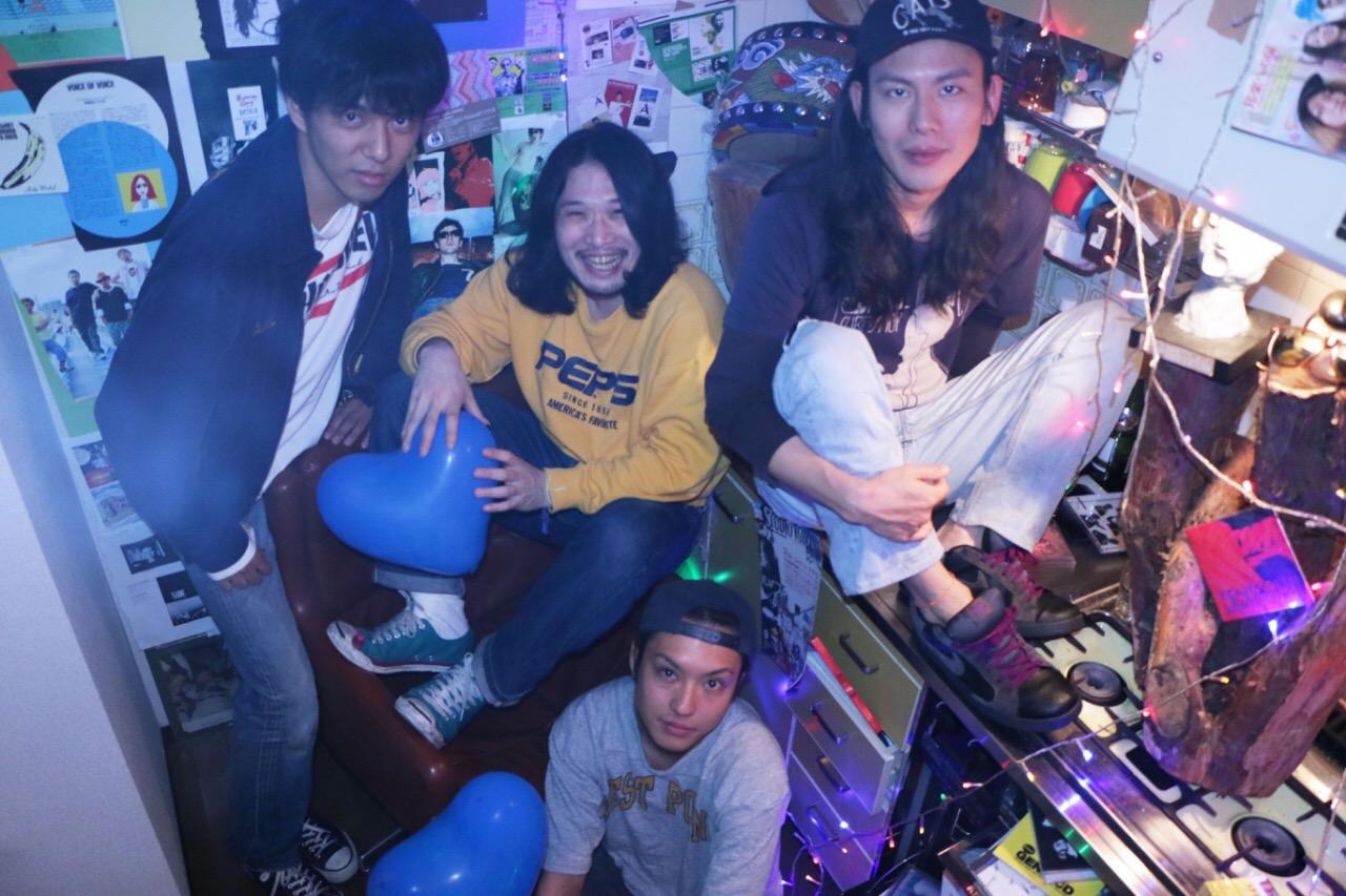 TENDOUJI、初のフル・アルバムをリリース&初ワンマン開催決定